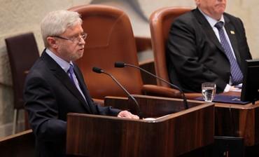 State Comptroller Joseph Shapira