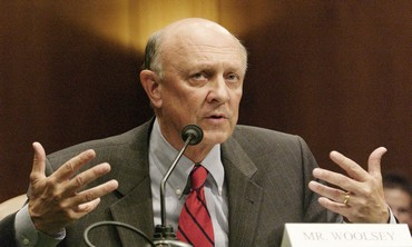 Ex-CIA chief James Woolsey