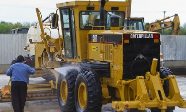 Caterpillar among targets for divestment