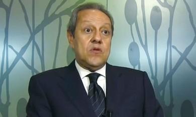 Egyptian Tourism Minister Mounir Fakhry Abdel Nour