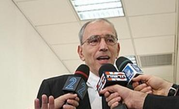 State Attorney Moshe Lador [file]