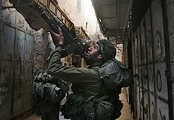 Hebron: IDF foils stabbing attempt