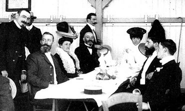 The first Esperanto Congress, Boulogne 1905