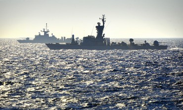 Greek-Israeli joint naval exercise