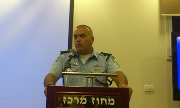 Head central investigations Dep.-Cmdr. Moti Aderi
