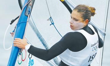 Lee Kurzits at London Olympics