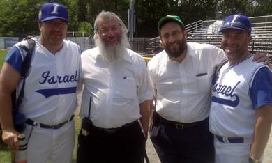 Israel national little league baseball team.