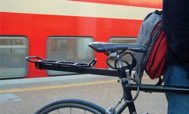 Bicyclists can now bring bikes on trains