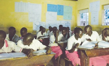 Lubuulo Primary School in eastern Uganda