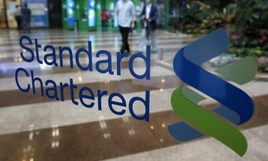 Standard Chartered bank.
