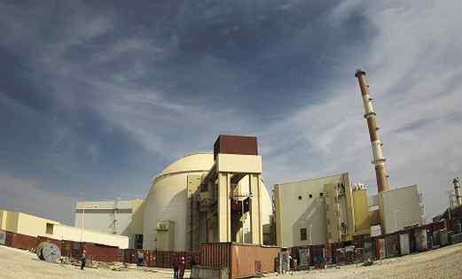 Centrale nucléaire Bushehr, au sud de Téhéran