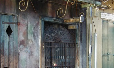 Preservation Hall in New Orleans