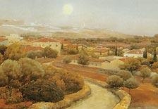 Templer town