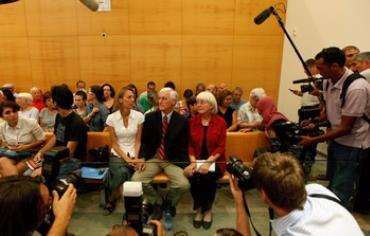 Rachel Corrie Trial