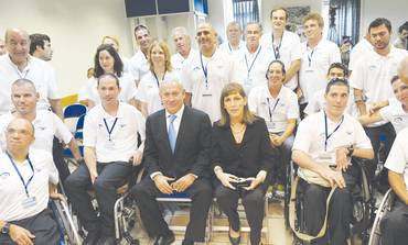 2012 Israeli Paralympic Delegation
