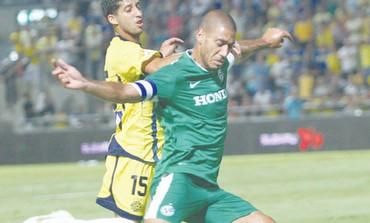 Maccabi Haifa captain Yaniv Katan