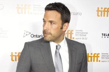 Ben Affleck arrives at  gala presentation for Argo