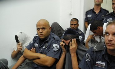 Suspects in court over Jerusalem attack on Arab ma