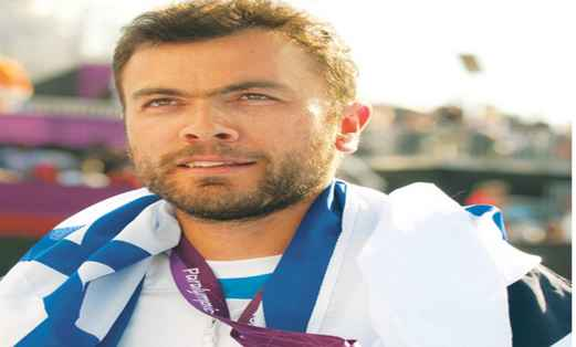 Noam Gershony remporte l'or en tennis