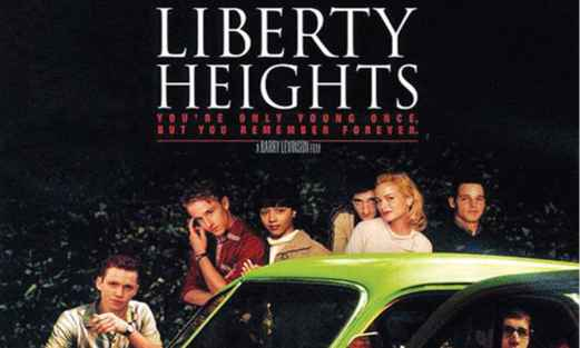 Affiche de Liberty Heights