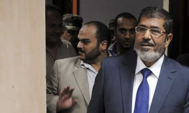 Egyptian President Mohamed Morsy [file photo]