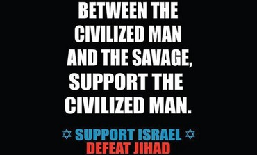 Support Israel, Defeat Jihad