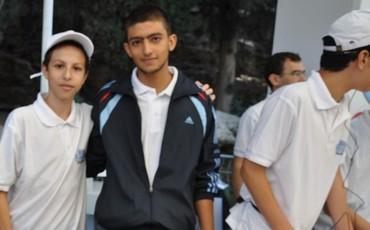 Shoham Behar (left) and Joseph Mouallem (right)
