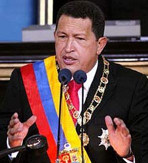 chavez venezuela president