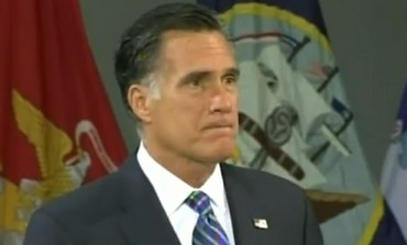Romney delivers major foreign policy speech