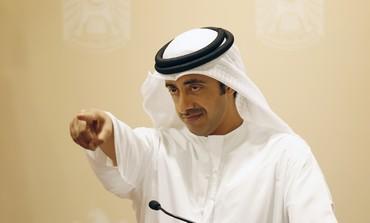 UAE FM Sheikh Abdullah bin Zayed al Nahayan