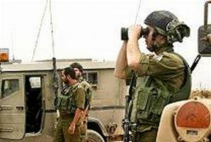 patrol idf troops soldiers