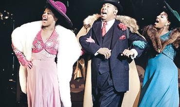 Broadway show Ain't Misbehavin