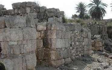 Megiddo Israelite Gate