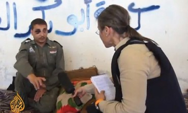Anita McNaught interview with Syrian pilot