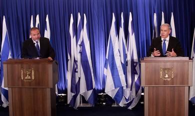 Netanyahu and Liberman anoounce unity
