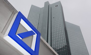 Deutsche Bank headquarters in Frankfurt
