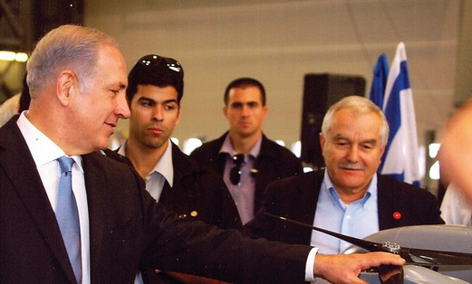 Binyamin Netanyahu, Yair Shamir