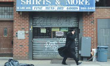 Orthodox man in Brooklyn