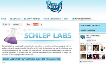 the schlep lab
