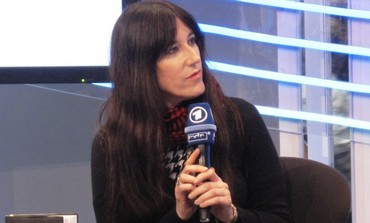 Zeruya Shalev during Leipzig Book Fair 2012
