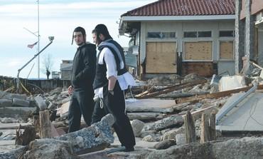 Superstorm Sandy in Sea Gate, Brooklyn,