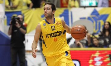 MACCABI TEL AVIV guard Yogev Ohayon