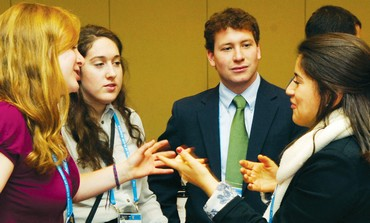 Jewish leaders meet at 2012 GA