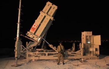 IDF deploys 5th Iron Dome Battery