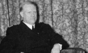 Former Norway PM Vidkun Quisling.