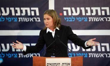 Tzipi Livni announces new 'Movement' part