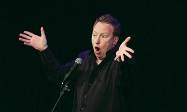 Comedian Butch Bradley