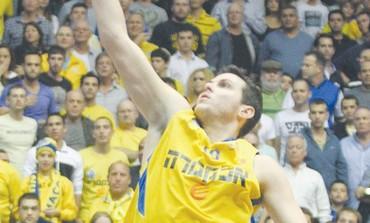 Maccabi Tel Aviv's Guy Pnini