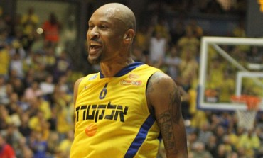 Maccabi Tel Aviv Devin Smith