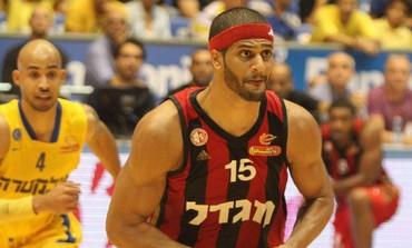 HAPOEL JERUSALEM forward Josh Duncan
